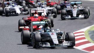 Formel 1, Großer Preis von Spanien: Nico Rosberg fährt in Barcelona zum ersten Saisonsieg