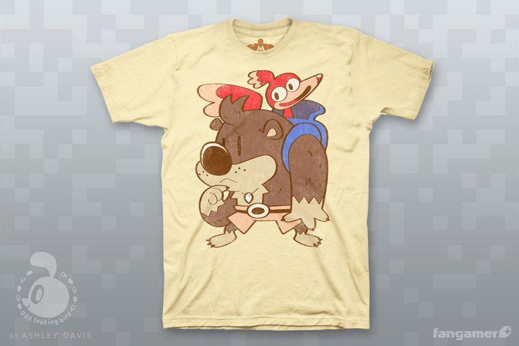 Banjo & Kazooie T-shirt