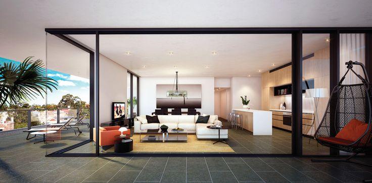 Căn Penthouses 56m2 chung cư Kim Văn Kim Lũ 2 phòng ngủ