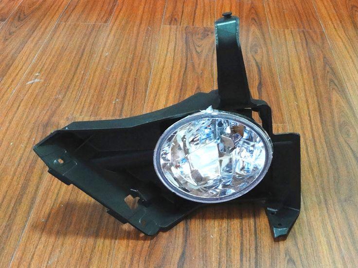 1Pcs Left Side Front Bumper Fog Lamp w/Bracket Fog Light For Honda CRV 2005-2006