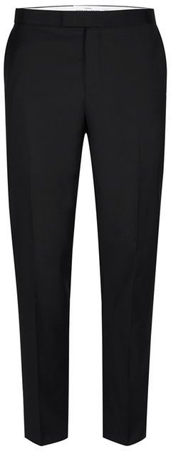 Topman CHARLIE CASELY-HAYFORD X Black Occasion Suit Pants