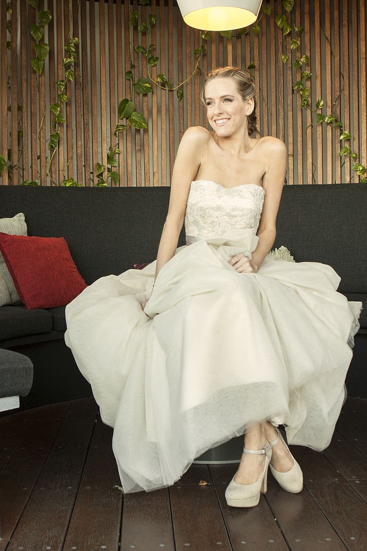 Feel like a true princess on your wedding day in a bespoke Hilde Heim gown