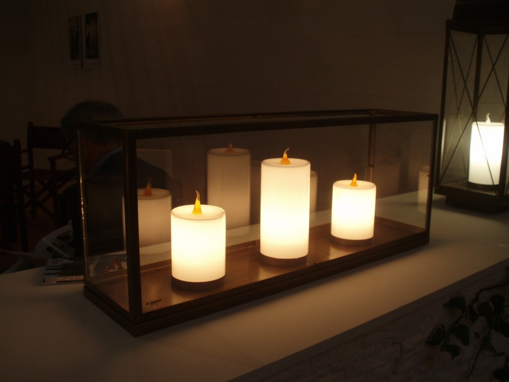 Plexi candles #milandesignweek #salonedelmobile