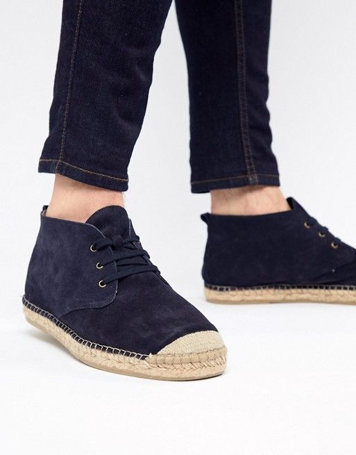 hot sale online e56c6 862df Boots #chukka #Espadrille #Homme #Selected #Spanish ...