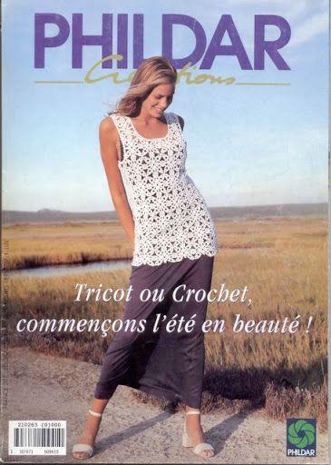 phildar 263 Creations_Crochet