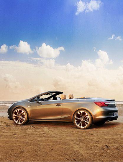 ♂ Car 2014 Opel Cascada