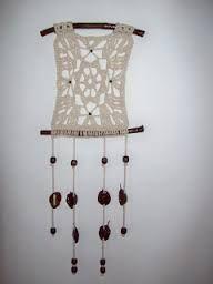 Resultado de imagen para colgantes mandalas al crochet