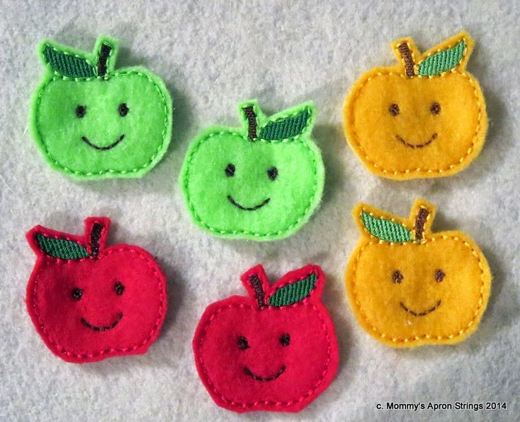 free feltie machine embroidery designs