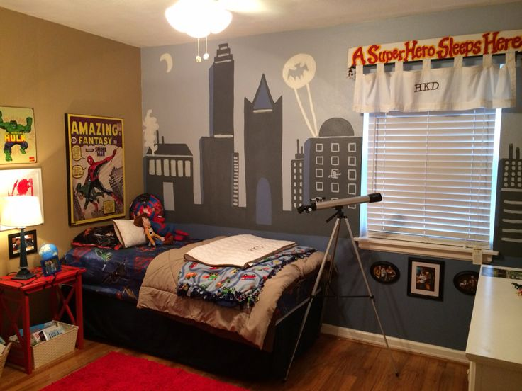 Super Hero Room