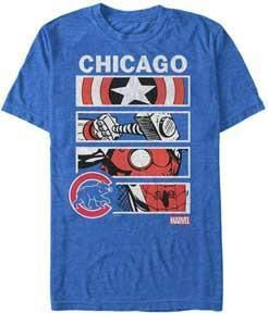 MLB Chicago Cubs Marvel T-Shirt