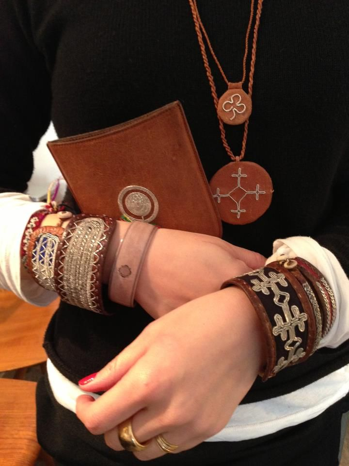Bracelets Maria Rudman
