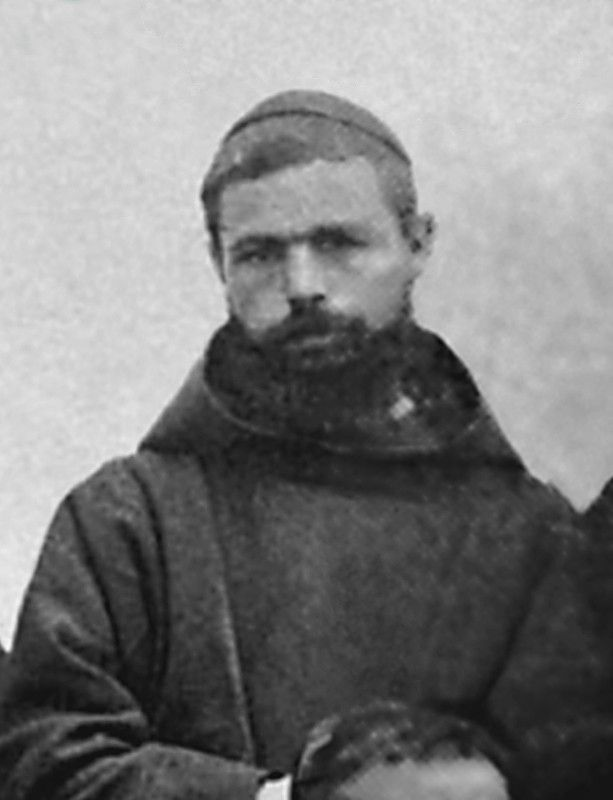 Padre Bonaventura Villani da San Giovanni Rotondo (1880-1933), precettore di fra Pio a Serracapriola. Partecipò alla Prima Guerra Mondiale come cappellano della Croce Rossa. Nel 1923 partì in missione per l'Argentina (O'Higgins), dove assunse la carica di Superiore. Morì a Buenos Aires