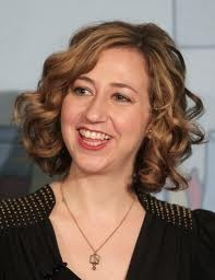 Realized today where I knew Hazel's voice from of 30 Rock. She voices Louise Belcher on Bob's Burgers. Great casting of Kristen Schaal..