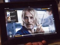 Amazon's Kindle Fire HD joins 'Retina' ranks The 8.9-inch Kindle Fire HD will join a very exclusive club of which Apple's iPad Retina is the most prominent member.