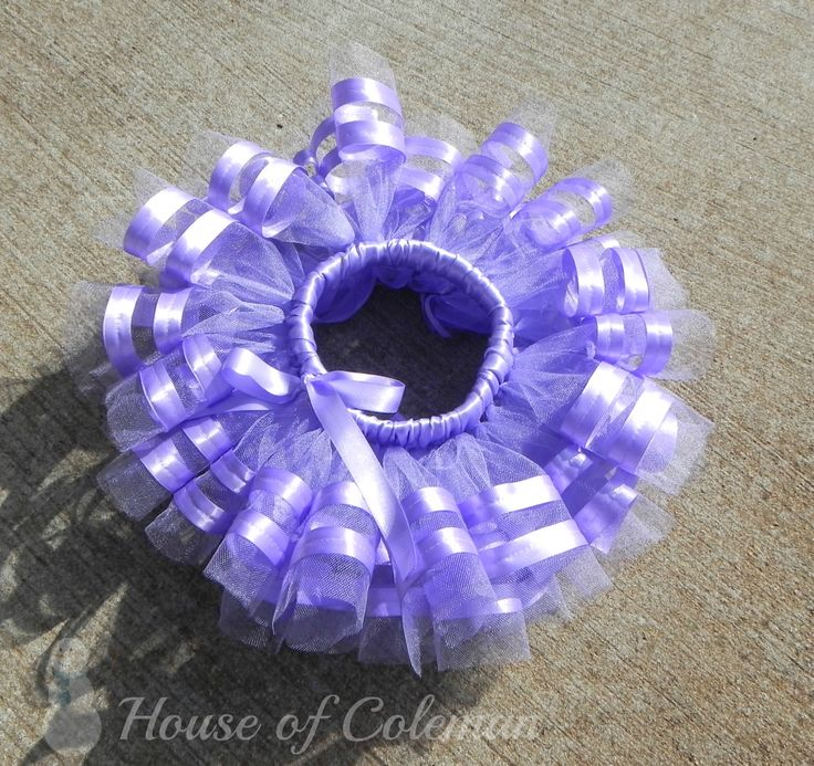 How about some tutorials?! For starters...Tutus! www.houseofcoleman.wordpress.com