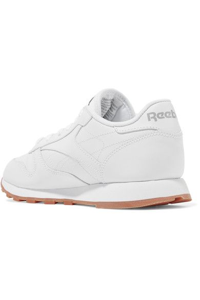 Reebok - Classic Leather Sneakers - White - US6.5