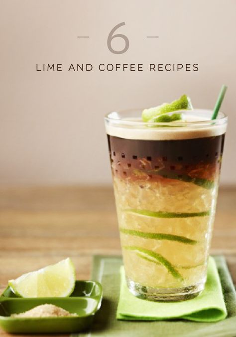 Let this collection of lime and coffee recipes from Nespresso whisk you away to a  tropical paradise. The refreshing taste of lime is the perfect complement to a cool glass of iced coffee in this easy Caipirinha Coffee recipe. Click here to explore even more exciting flavor combinations.
