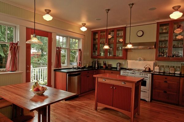 Restoring Period Charm To A Bungalow In Ballard Cherries