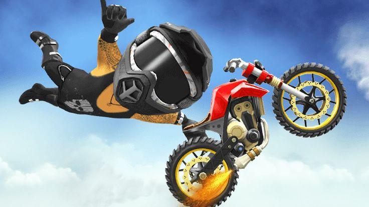GX Racing - Moto e testoni giganti! - Corse Android - (Salvo Pimpo's)