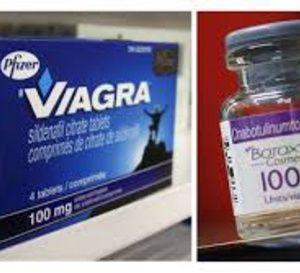 Pharmacie: méga-fusion entre Pfizer (Viagra) et Allergan (Botox)