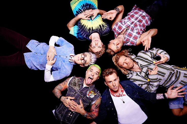 McBusted 2015.