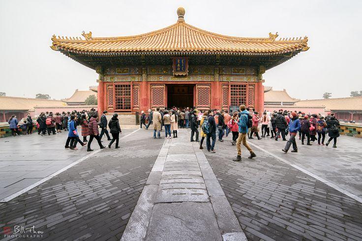 https://flic.kr/p/So8MzS | Forbidden City | Forbidden City, Palace Museum, Beijing, China, November 2016.