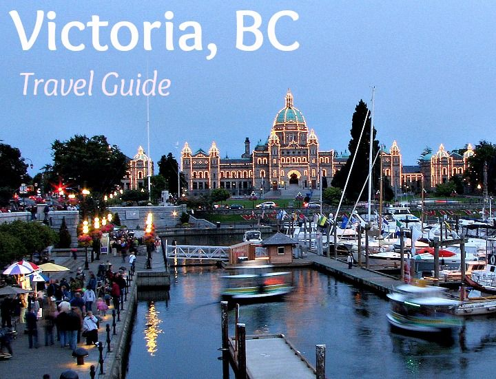 What to do in Victoria, BC, Canada