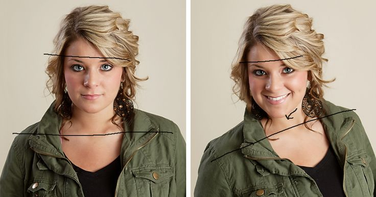 So you want to look great in your photos, but after years of taking grim, mug-shot passport photos, you've forgotten how to smile. Fear not! Ohio based photographer Jodee Ball recommends these six tips to transform your photos from police-station photo-lineups into stylish, magazine covers.