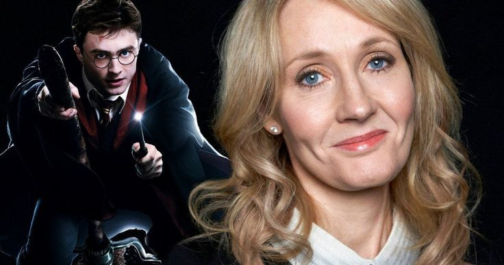 J.K. Rowling Reveals Who Harry Potter Is Named After -- Harry Potter creator reveals a very interesting fact about her iconic Wizard. -- http://movieweb.com/harry-potter-named-after-grandpa-jk-rowling/
