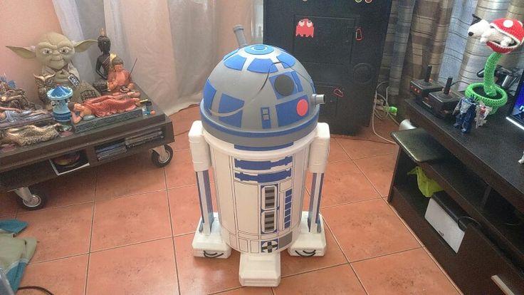 Basurero R2D2 star wars