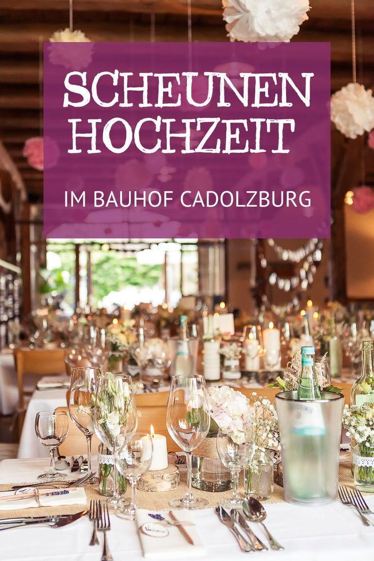 Inspiration Hochzeitsdeko Im Rustic Wedding Style Hochzeitsdeko