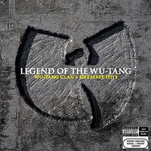 Legend of the Wu-Tang Clan: Wu-Tang Clan's Greatest Hits [CD] [PA]