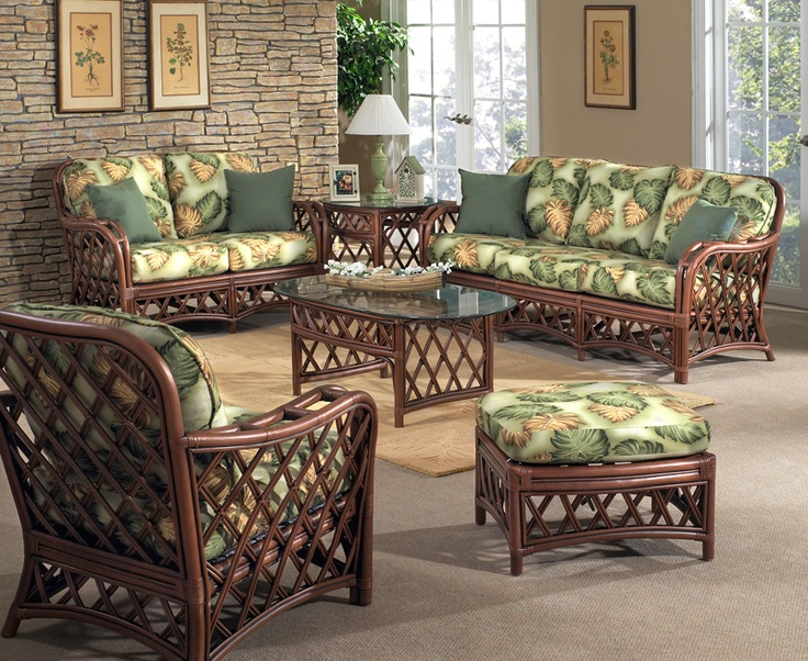 102 best Wicker Furniture images on Pinterest | Wicker furniture ...