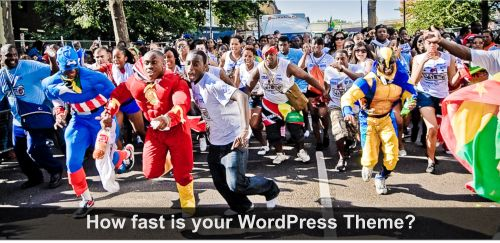 Are WordPress Premium Themes Up To Speed? (from @ThinkProfession)