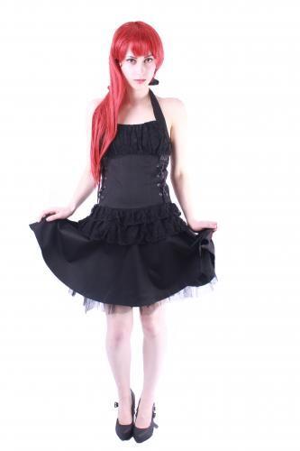 LDRCV07 - Canvas Gina Lace Dress | Dresses (Alternative) | Phaze Clothing