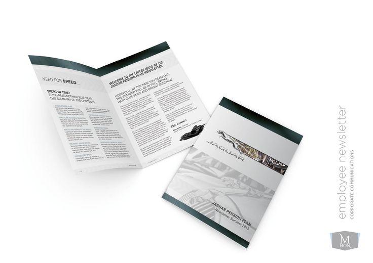 Employee newsletter. By Sama Studio Ltd.