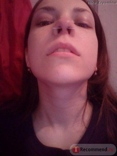 Пирсинг носа. Септум фото