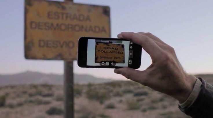 Πώς να μεταφράσετε άμεσα οτιδήποτε με την κάμερα του smartphone σας - http://secn.ws/1sv9BS3 -   Φανταστείτε ότι είστε σε μια ξένη χώρα και βλέπετε μια πινακίδα σε μια γλώσσα που δεν είστε σε θέση να διαβάσετε ή να καταλάβετε. Τώρα έχετε τη λύση στο χέρι σας με ένα νέο App για smartphone �