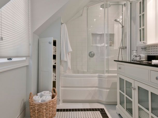 Nice small bathroom bathrooms pinterest compact for Nice small bathrooms