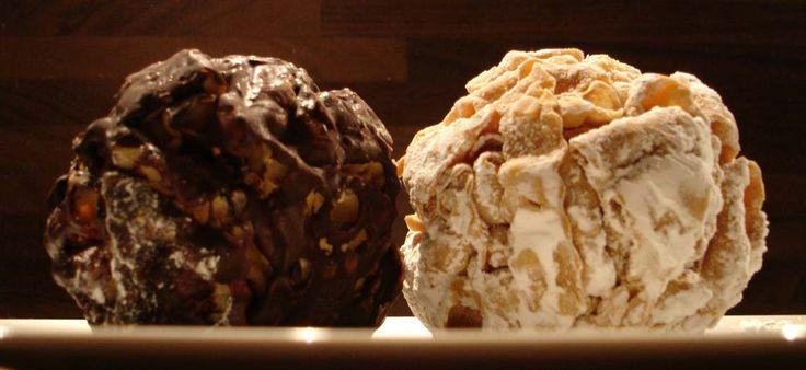Rothenburger Schneeballen Χιονόμπαλες σαν παραμύθι #cook #cooking #sweets