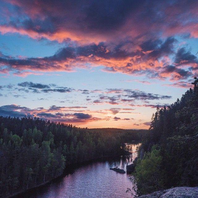 Sound of silence. #finland #suomi #luonto #nature #scandinavia #travel #adventure