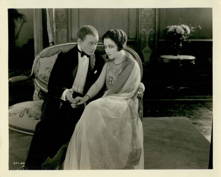 Still from the 1924 silent film Married Flirts.