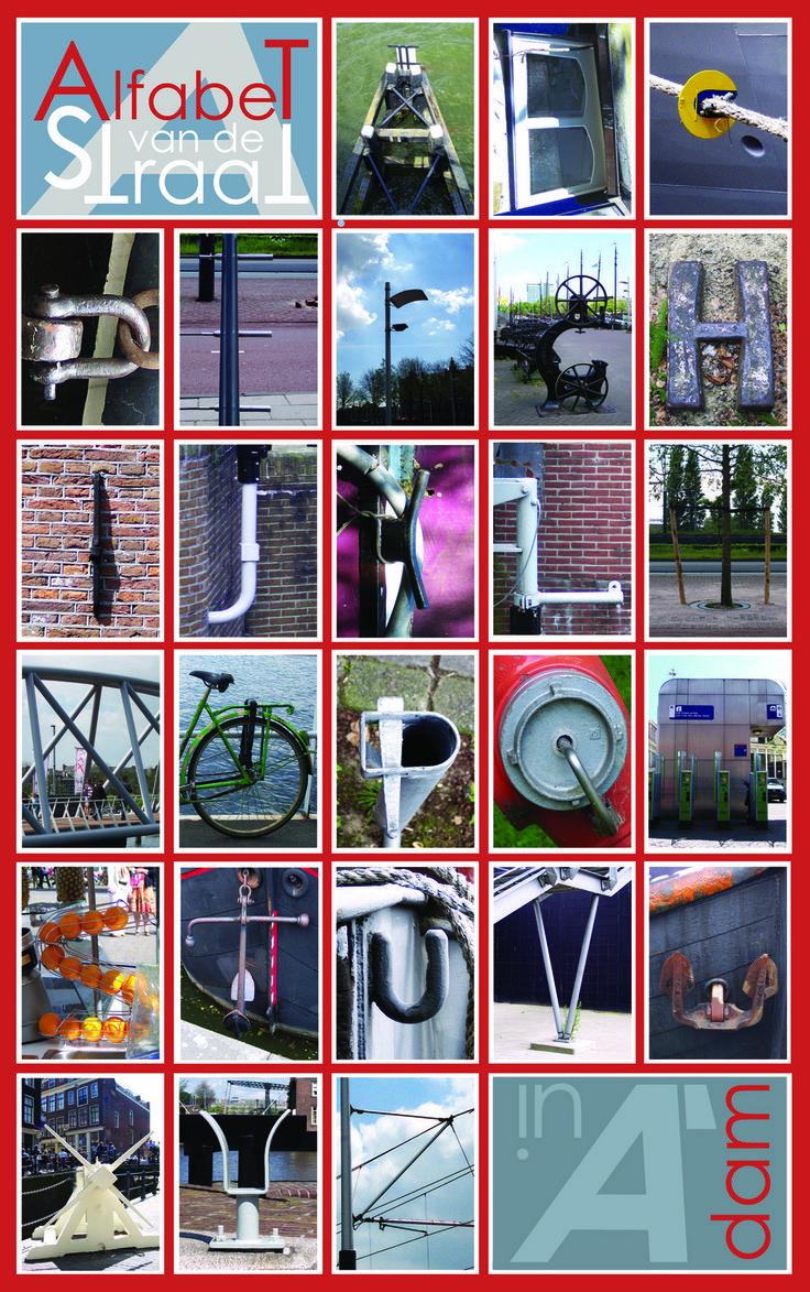 Alfabet van de straat