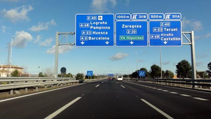 Hastighetsregler i Spanien   Husbil & Husvagn