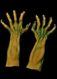 monster hands - Google Search