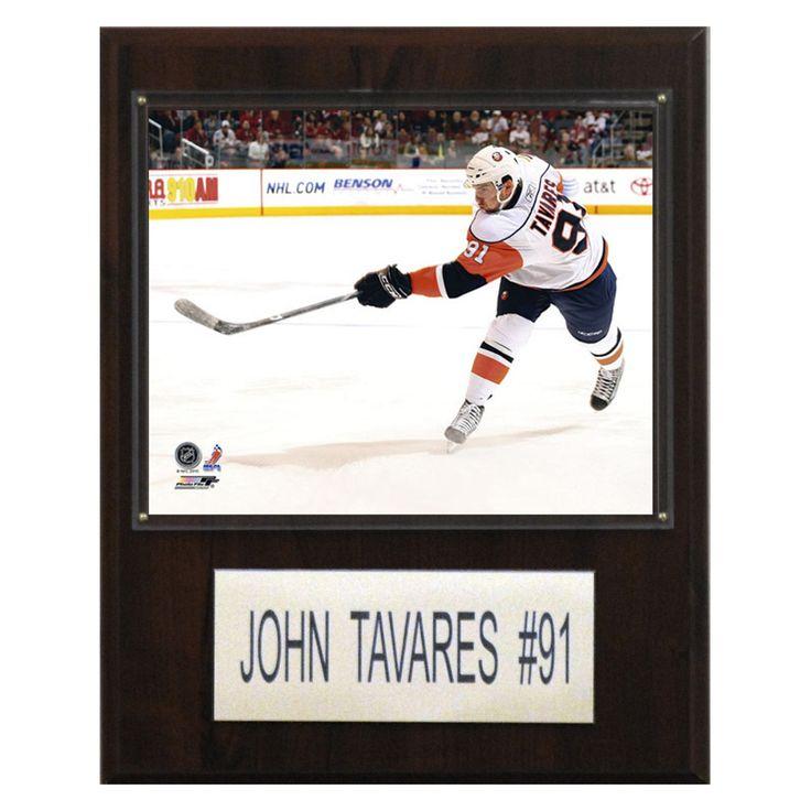 NHL 12 x 15 in. John Tavares New York Islanders Player Plaque - 1215JTAVAR