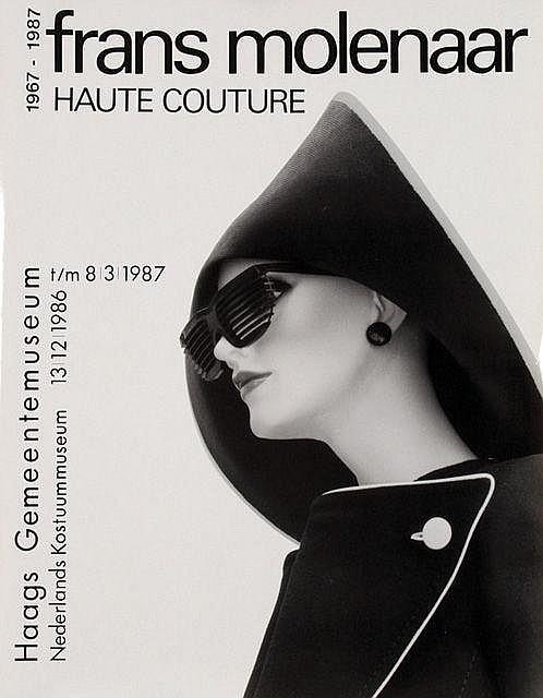 Anonymous - frans molenaar Haute Couture