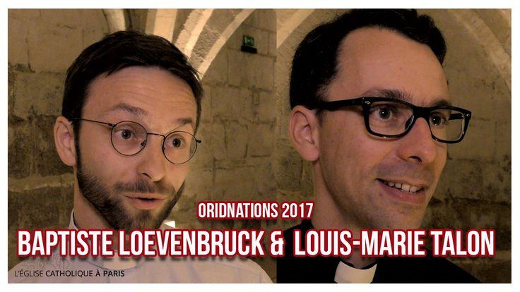 Découvrez les visages des futurs prêtres du diocèse de Paris qui seront ordonnés par le cardinal André Vingt-Trois le 24 juin 2017 à 9h30 à Notre-Dame de Paris. Rencontre au Collège des Bernardins.
