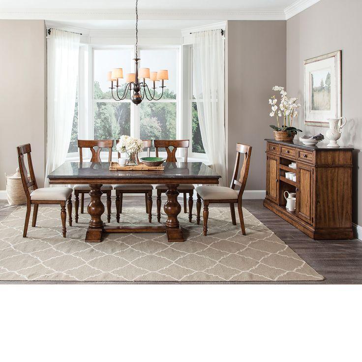 The Dump Furniture LUCIANO BLUESTONE Decorating Pinterest Dining Sets