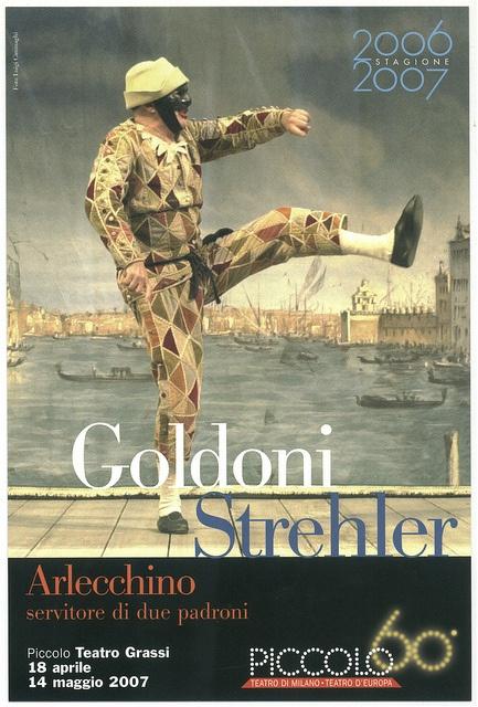 Piccolo Teatro (Milano. 2007). Arlecchino servitore di due padroni, de Carlo Goldoni; dir. Giorgio Strehler by Performing Arts / Artes Escénicas,